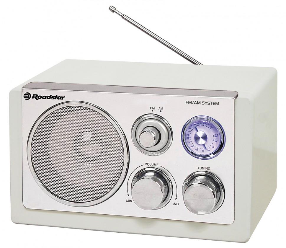 Radiopřijímač Roadstar HRA-1200WH