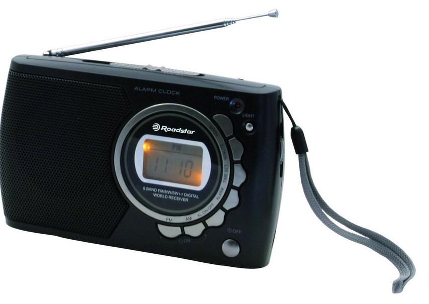 Radiopřijímač Roadstar TRA-2362D