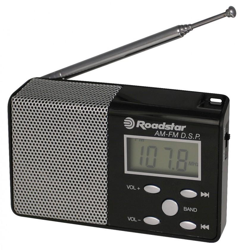 Radiopřijímač Roadstar TRA-2395P/BK