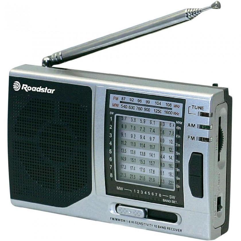 Radiopřijímač Roadstar TRA-2988