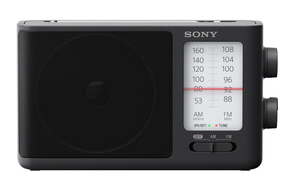 Radiopřijímač Sony ICF-506