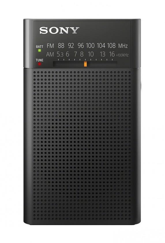 Radiopřijímač Sony ICF-P26