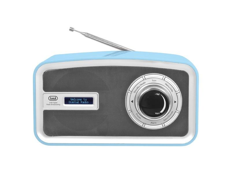 Radiopřijímač Trevi DAB 792 BL