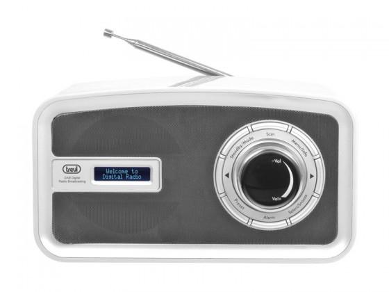 Radiopřijímač Trevi DAB 792 WH