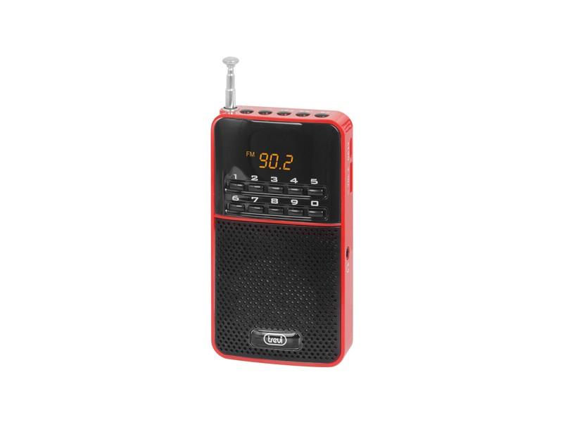 Radiopřijímač Trevi DR 730 RD