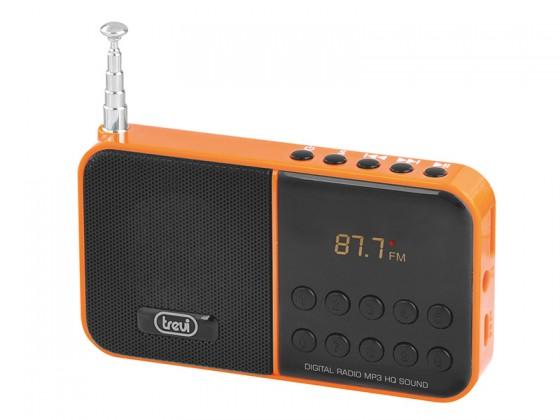 Radiopřijímač Trevi DR 740 OR