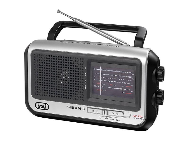 Radiopřijímač Trevi MB 748 W