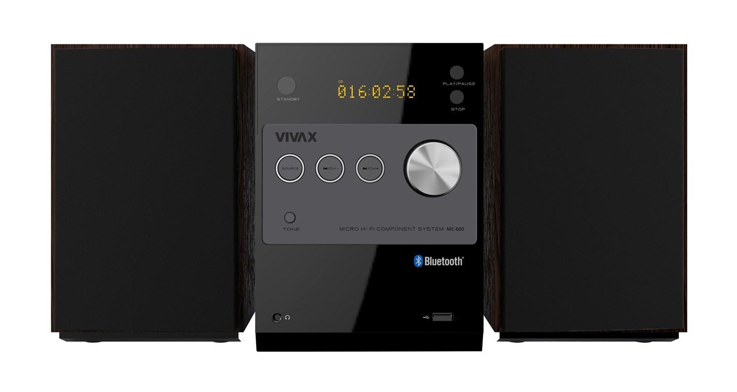 Radiopřijímač Vivax MC-600