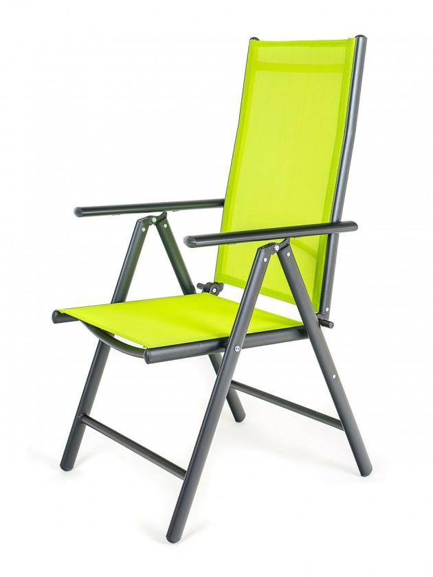 Ramada - Židle polohovací (zelená)