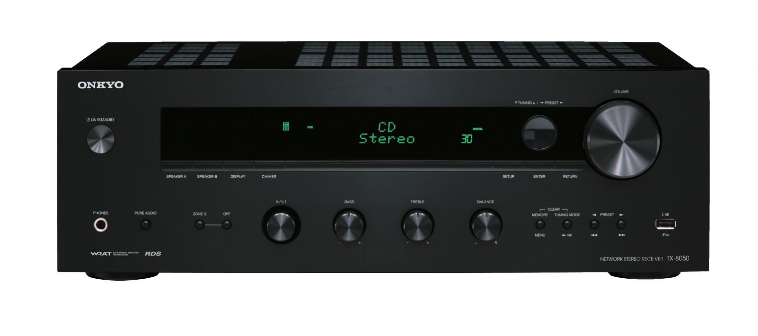 Receiver Onkyo TX-8050 B ROZBALENO