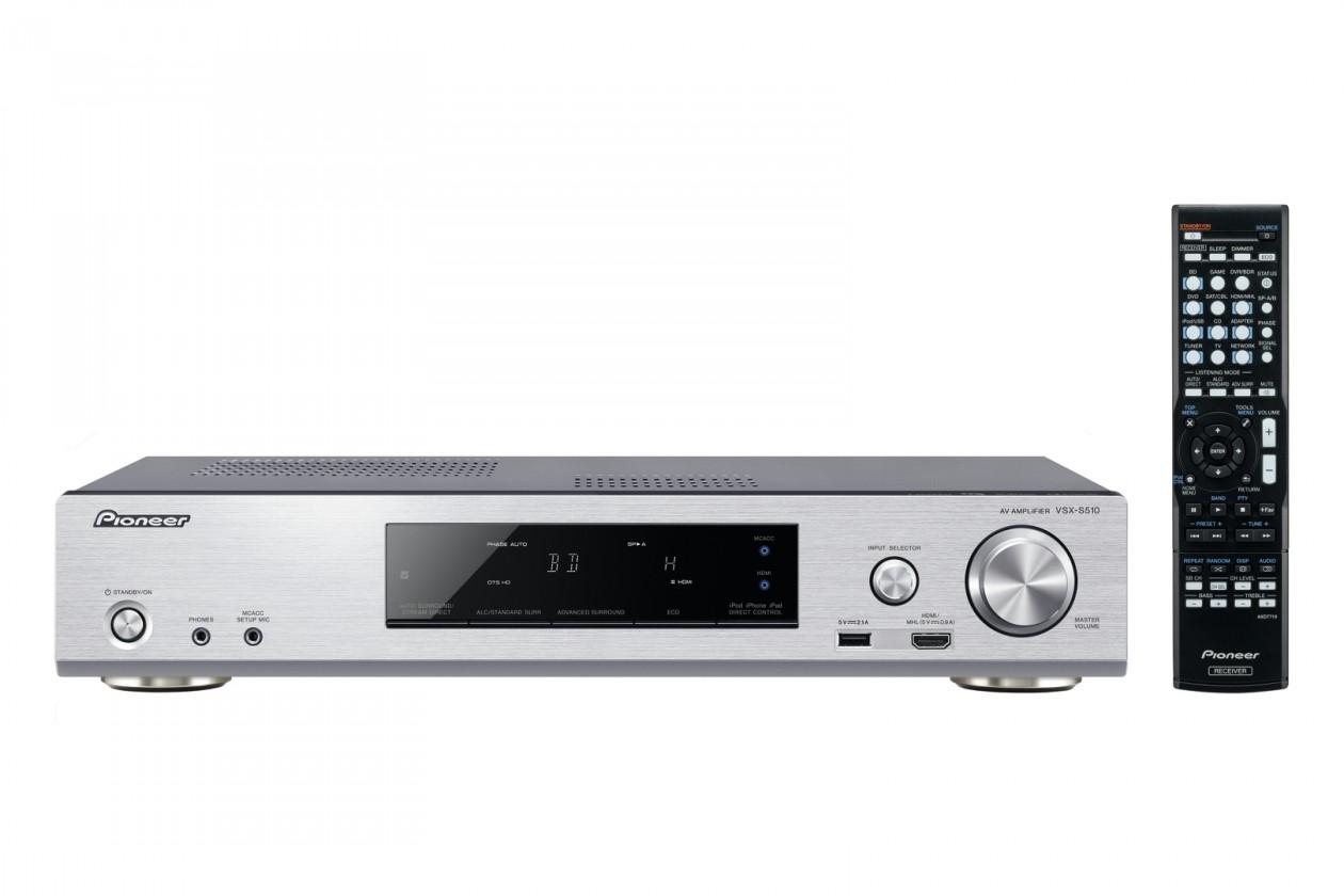 Receiver Pioneer VSX-S510-S