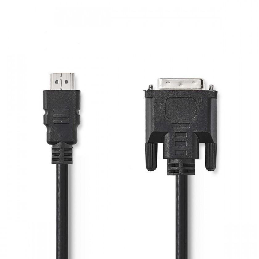 Redukce DVI/HDMI kabel Valueline 1,5m