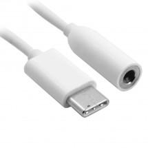 Redukce Huawei USB Typ C na 3,5mm Jack