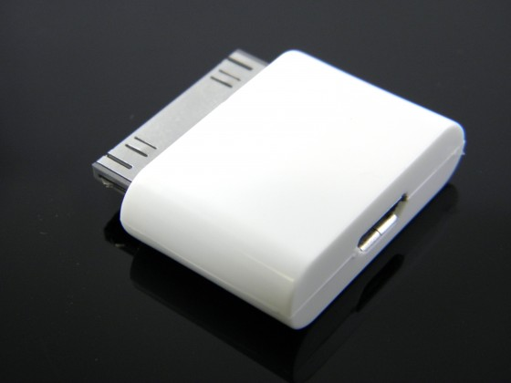 Redukce Micro USB - iPhone