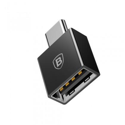 Redukce USB-C na USB-A Baseus Exquisite (CATJQ-B01)