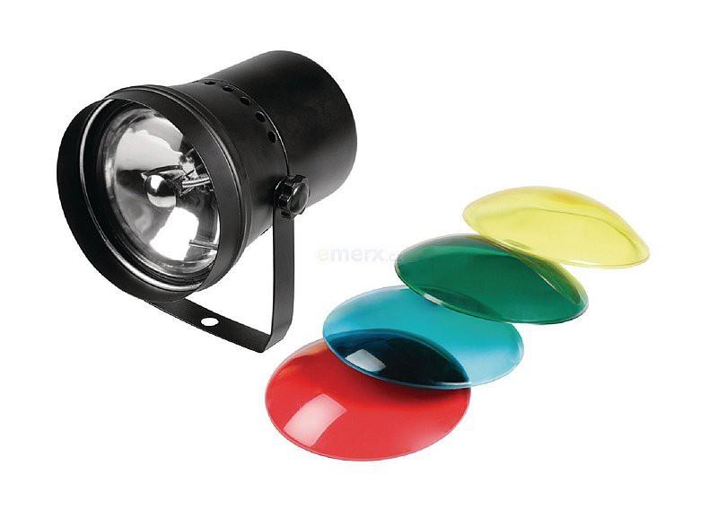 Reflektor na párty bodový VALUELINE VLPINSPOT01