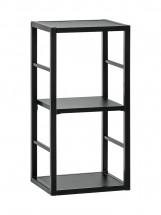 Regál Cube 04 (černá)