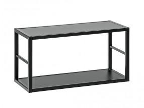 Regál Cube 06 (černá)