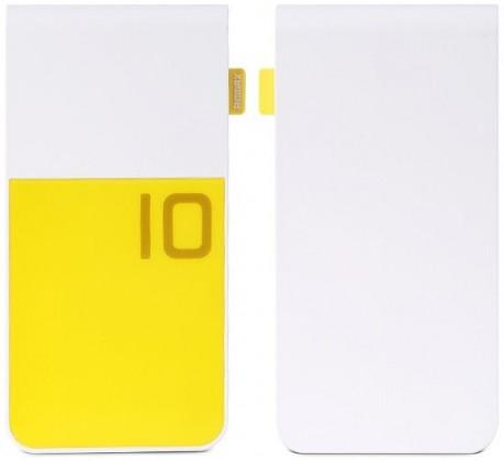 Remax Colorful 10000 mAh žlutá