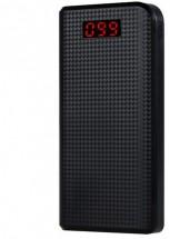 REMAX PowerBank 30 000 mAh, černá barva