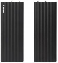 Remax powerbanka RP-V20 Vanguard Series, 20000 mAh, černá