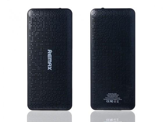 Remax powerbanka RPL-11 Pure Series, 10000 mAh, černá