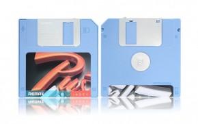 Remax powerbanka RPP-17 Disk Series, 5000 mAh, modrá