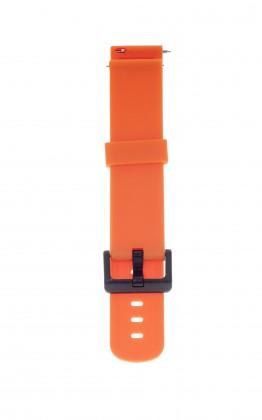 Řemínek pro Xiaomi Amazfit BIP, oranžová