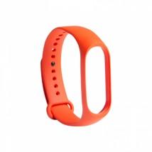 Řemínek pro Xiaomi Mi Band 3/4,oranžová