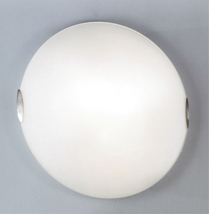 Remus - E27, 60W, 53x53x16 (stříbrná)