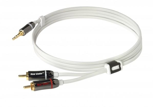 Repro kabely Real cable iPLUG-J35M2M 1,5m