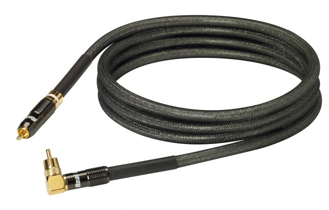 Repro kabely Real cable SUB 1801 3m