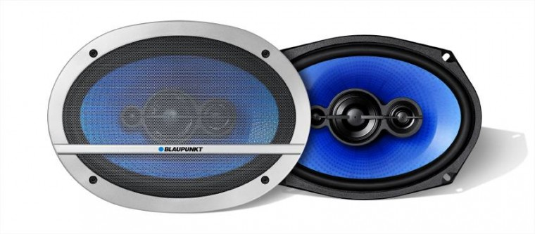 Reproduktor do auta BLAUPUNKT QL690 Blue Magic
