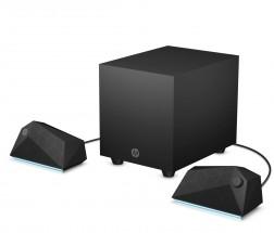 Reproduktory HP Gaming Speaker X1000, 30W, 2.1, černá