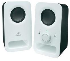 Reproduktory Logitech Z150 Multimedia Speakers, 3W, 2.0, bílé