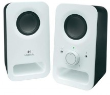 Reproduktory Logitech Z150 Multimedia Speakers, 3W, 2.0, bílé