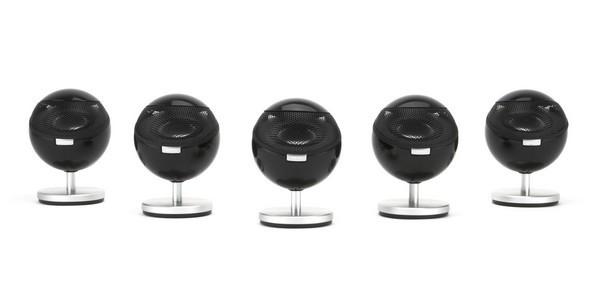 Reprosoustava Jamo 360 S 25 HCS Black