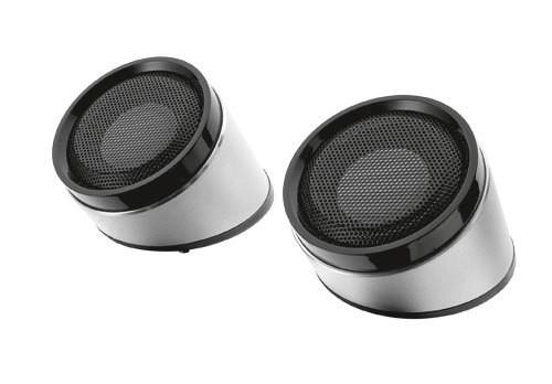 Reprosoustavy a reproduktory TRUST Reproduktory 2.0 Luma Portable Speaker Set USB, přenosné