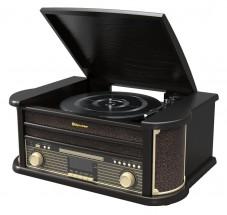Retro gramofon Roadstar HIF-1898 D+BT