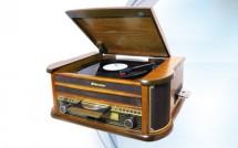 Retro gramofon Roadstar HIF-1899TUMPK