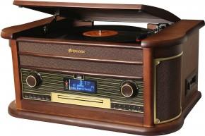 Retro gramofon Roadstar HIF-1996D+BT