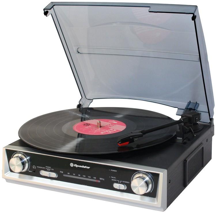 Retro gramofony Gramofon Roadstar TTR-8634
