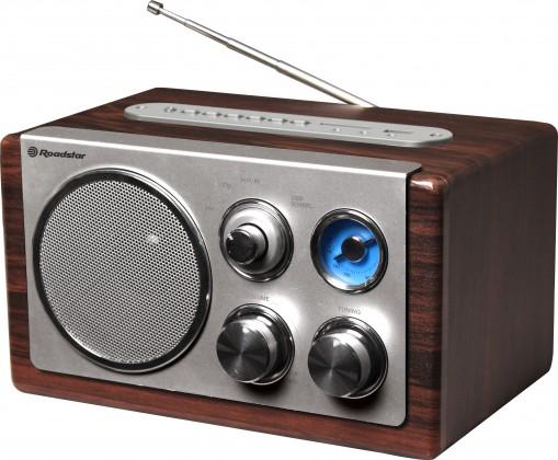 Retro rádio Roadstar HRA-1345NUS/WD