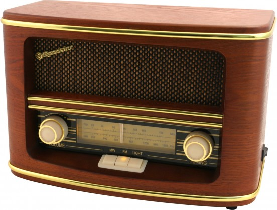 Retro rádio Roadstar HRA-1500/N