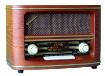 Retro rádio Roadstar HRA-1500D+