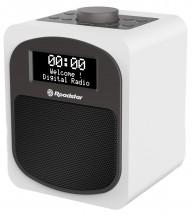 Retro rádio Roadstar HRA-600D bílý