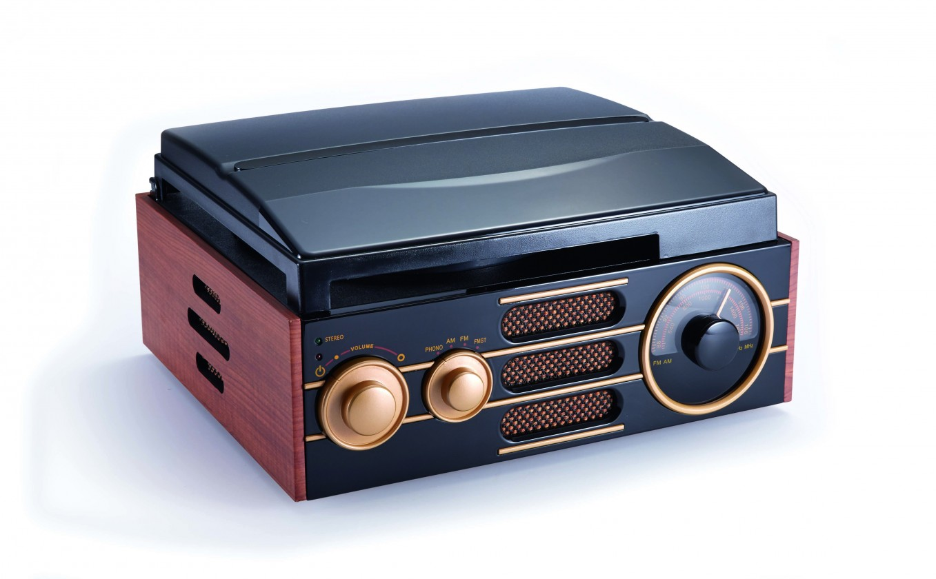 Retrorádio Retro gramofon BIGBEN TD101