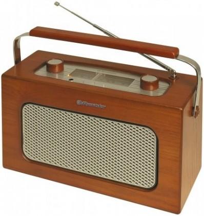 Retrorádio Roadstar TRA-1958N/WD