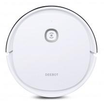 Robotický vysavač Ecovacs Deebot U2 White