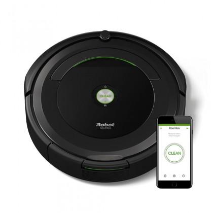 Robotický vysavač iRobot Roomba 696, WiFi